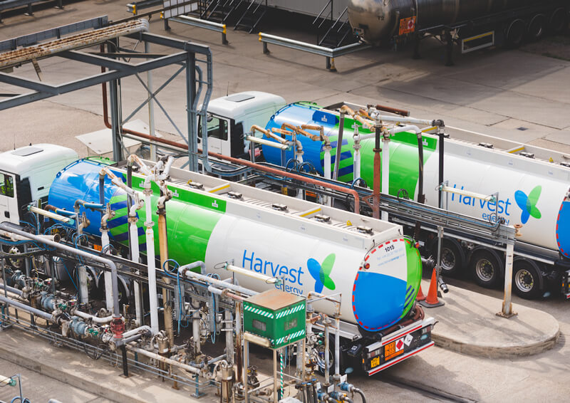 HARVEST ENERGY GETS SET TO TAKE ITS ROAD TANKER LOGISTICS OPERATIONS IN-HOUSE
